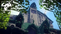 Fantasy Palace | Super-structure [DOWNLOAD] Minecraft