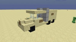 EnderCo. Military Patrol Truck Minecraft Blog Post