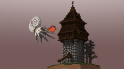 Monsters & Towers Minecraft