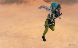 Shinon Sniper  GGO - Gun Game Online シノン Minecraft Map & Project