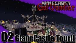 Gol'Vandiar - My First Giant Minecraft Build Minecraft Map & Project