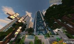 CultCity Minecraft Map & Project