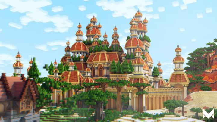 Popular Project : Predomination | Kingdom RPG Map