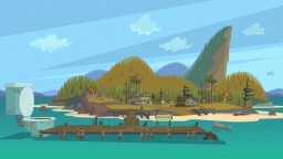 Total Drama Island Minecraft Map & Project