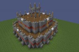 Clan War Fort Minecraft Map & Project
