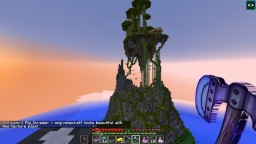 fantasy island Minecraft Map & Project