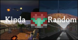 Kinda Random - An adventure inside the mind of a map maker - [1.13.1] - Multiplayer compatible Minecraft Map & Project