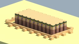 Saqqara Tomb No. 3503 Minecraft Map & Project