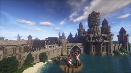 Merisburg (Medieval City) Minecraft Map & Project