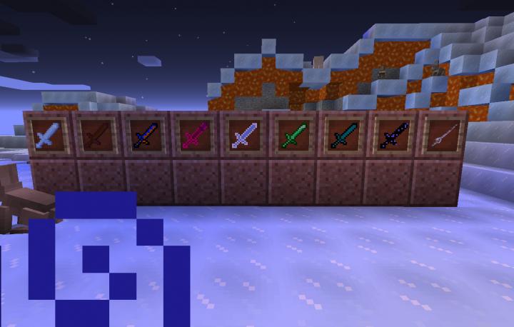 Popular Mod : Elements!