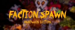 Halloween Faction Spawn Minecraft Map & Project