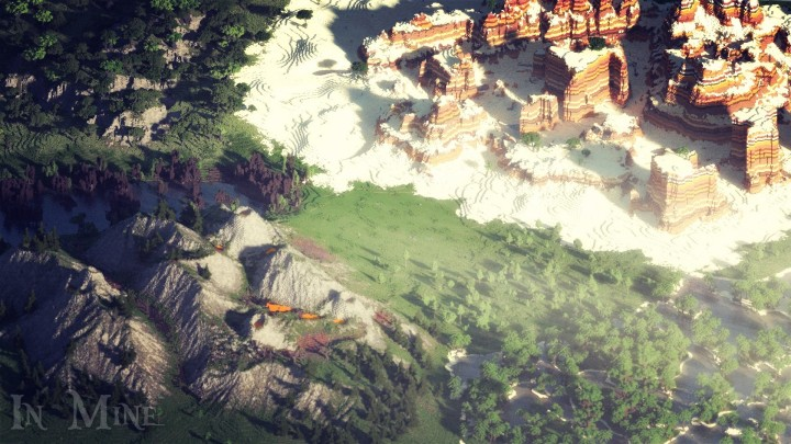 Popular Project : Thematic fantasy of the warzone - 1000х1000