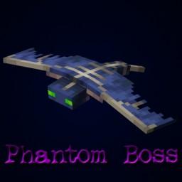 Phantom Boss DataPack Minecraft Map & Project