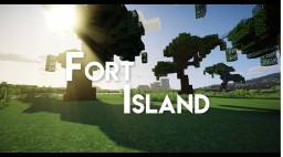 FortIsland BETA 1.0 Minecraft