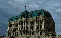 Pless Castle - Zamek w Pszczynie | Neo-Baroque Minecraft