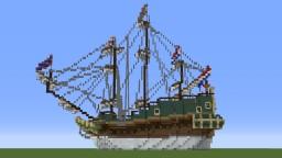Batavia (Vereenigde Oostindische Compagnie) Minecraft Map & Project