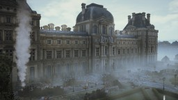 Palais des Tuileries - Assassin's Creed Unity Minecraft Map & Project