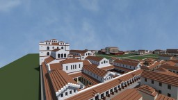 Roman City - Augusta Treverorum Minecraft