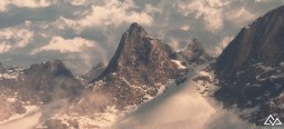 Mount Rivo | Worldmachine | by _Killerack_ Minecraft