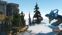 -= Leviathan Lobby =- [LVL 32] Minecraft Map & Project