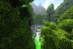 The Legend of Zelda: Ancient Chronicles Minecraft