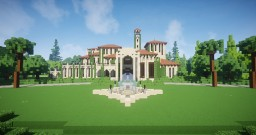 La Residencia - Spanish Mansion [DOWNLOAD] Minecraft Map & Project