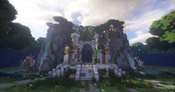 Survival Ruins Spawn (LemonCloud) Minecraft Map & Project