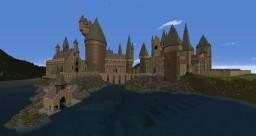 Hogwarts Castle & Grounds - Megabuild v0.5 [DOWNLOAD] Minecraft Map & Project