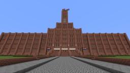 De inktpot - Utrecht - 1921 - (Dutch railway company office) (download+schematic) Minecraft Map & Project