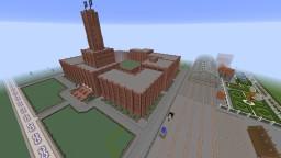 De inktpot - Utrecht (Dutch railway company office) (download+schematic) Minecraft