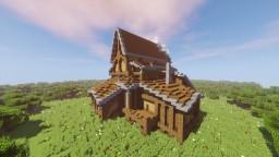 Maine Cottage :3 Minecraft