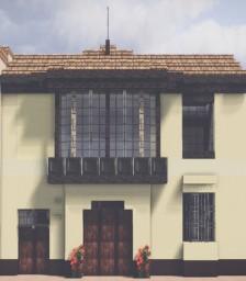 Casa Grau, Lima, Peru Minecraft