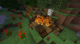 The Campfire Of Hallows' Eve Minecraft