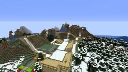 Mine Ski Center v. 2.0. Minecraft Map & Project