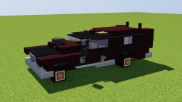 Spooky Hearse Minecraft Map & Project