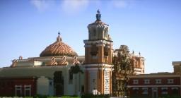Basílica y convento de Nuestra Señora de la Merced de Lima Minecraft Map & Project