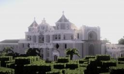 Iglesia y Convento de La Recoleccion de Santiago de Los Caballeros de Goathemala Minecraft