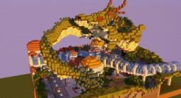 [Event] Goldene Spitzhacke - Dragonball GunGame Map by SiberianTiger - 10/2018 Minecraft Map & Project