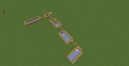 Mini-golf Minecraft Map & Project