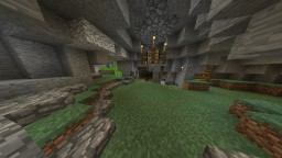 The Hermits Cave (Fully functioning cave) Minecraft Map & Project