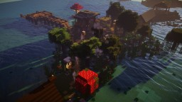 Witch's Retreat - Survival Build by Freekid1337 - HC-MC.US Minecraft Map & Project