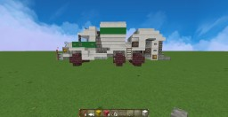 Small Peterbilt Fuel & Grease Truck   V1 Minecraft