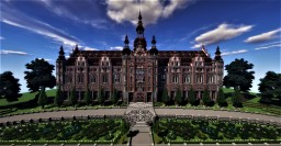 Victorian Museum - Nordiska Museet Minecraft Map & Project