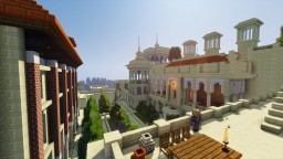 Persian Palace-City Minecraft