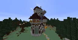 Lonely Pasagge By Jiglin. Minecraft Map & Project