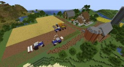 Farm Project Minecraft Map & Project