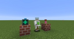 Rick and Morty 3D Texture Pack WIP Minecraft Texture Pack