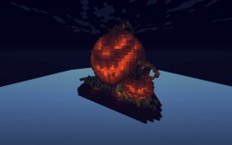 Pumpkin Carving Solo Project Contest Entry Minecraft Map & Project
