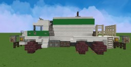 Freightliner Water Truck  V2 Minecraft Map & Project