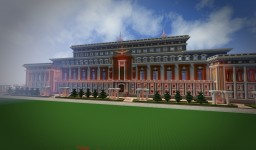 HQ of the Imperial Supreme Commander Minecraft